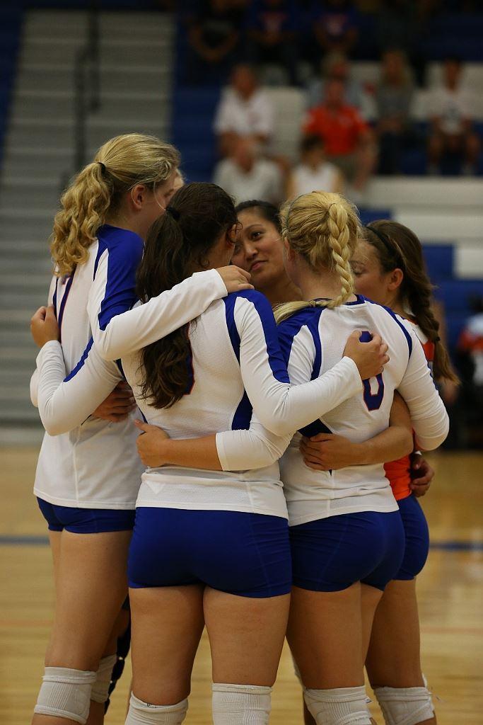 US Coast Guard Academy - Womens Varsity Volleyball