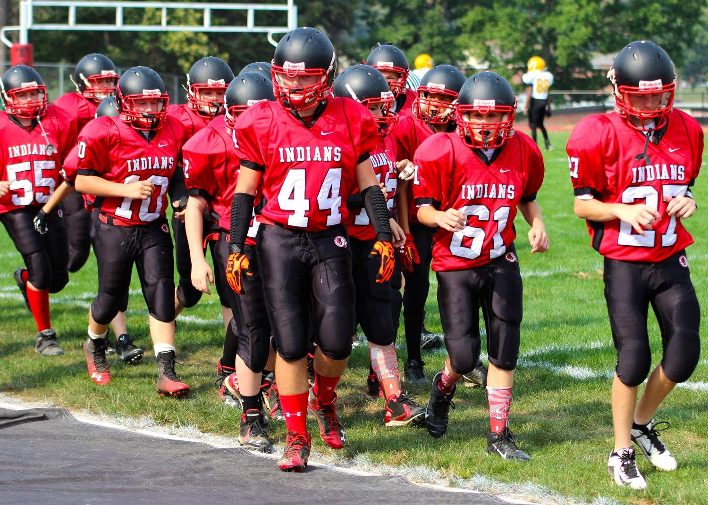 Conemaugh Township High School - Jr. High Boys' Football