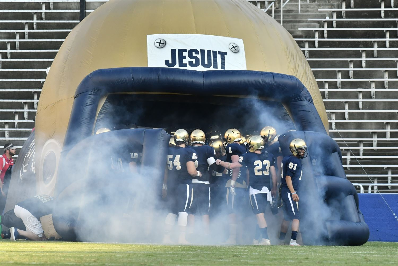 Dallas Jesuit High School - Boys Varsity Football