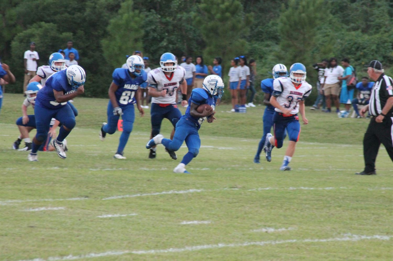 Pro-Vision Academy High School - Pro-Vision Varsity Football