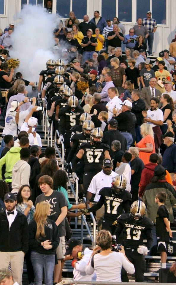 Greer High School - Boys Varsity Football