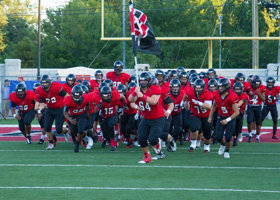 Owensboro High School - Boys Varsity Football