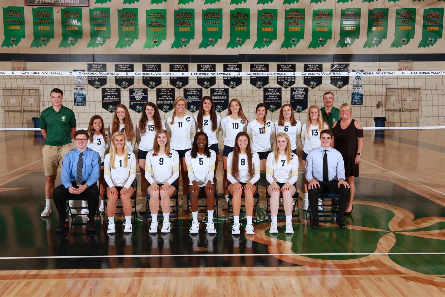 Cathedral High School - Women's Volleyball