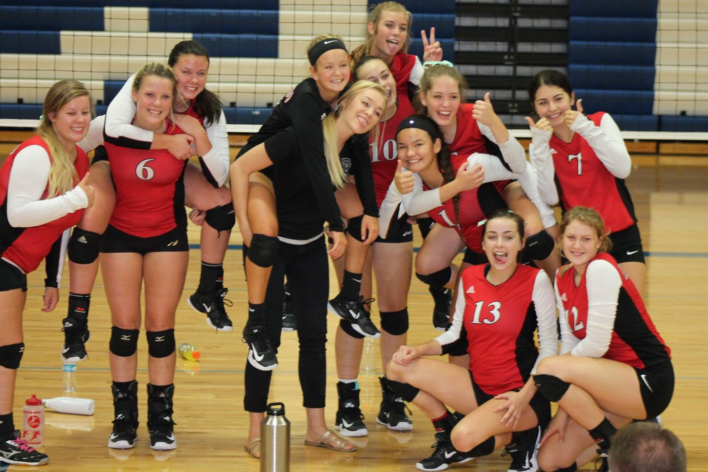 El Dorado High School - Girls Varsity Volleyball