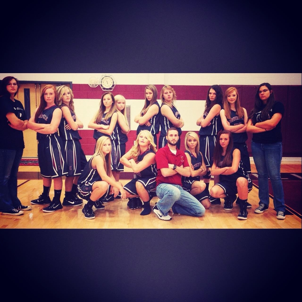 Cornersville High School - Girls' Varsity Basketball