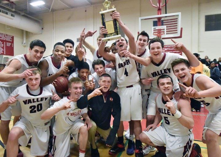 Valley Regional High School - Boys' Varsity Basketball
