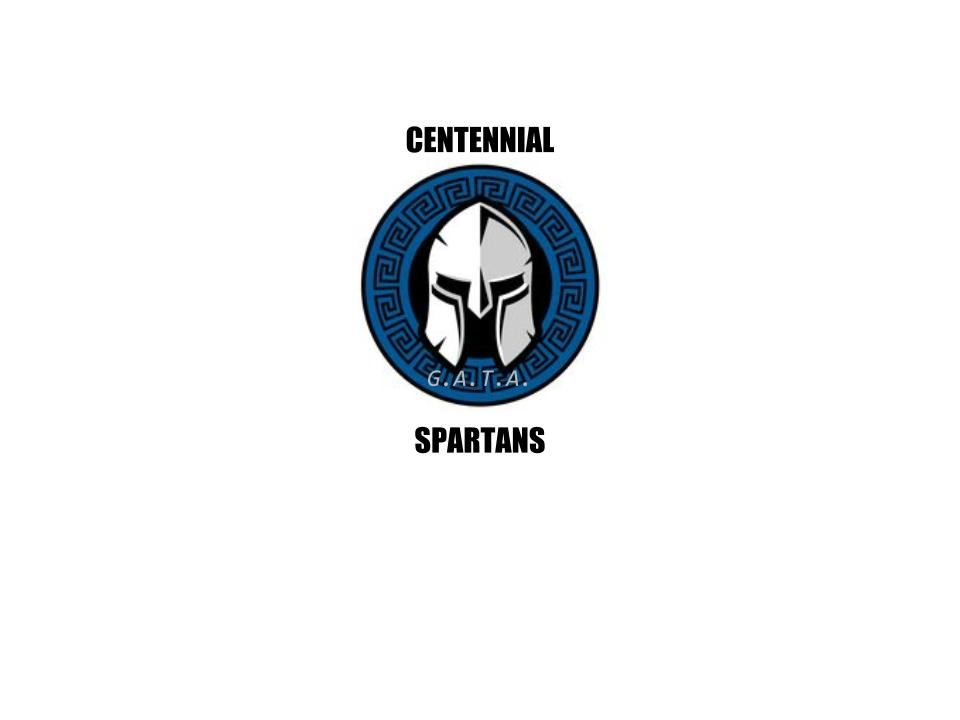 Centennial High School - Spartan  Football