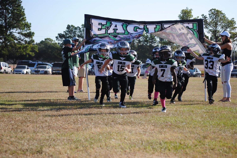 Katy Youth Football - MM Eagles