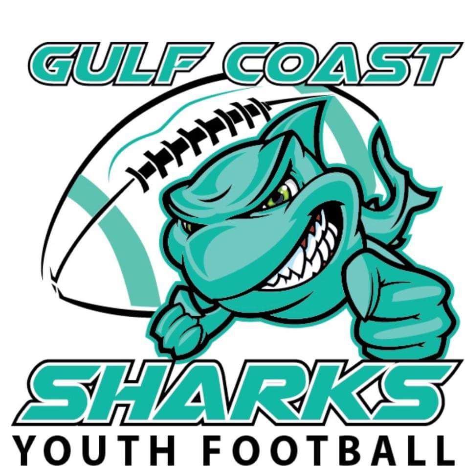 GULF COAST SHARKS YOUTH FOOTBALL - GULF COAST SHARKS