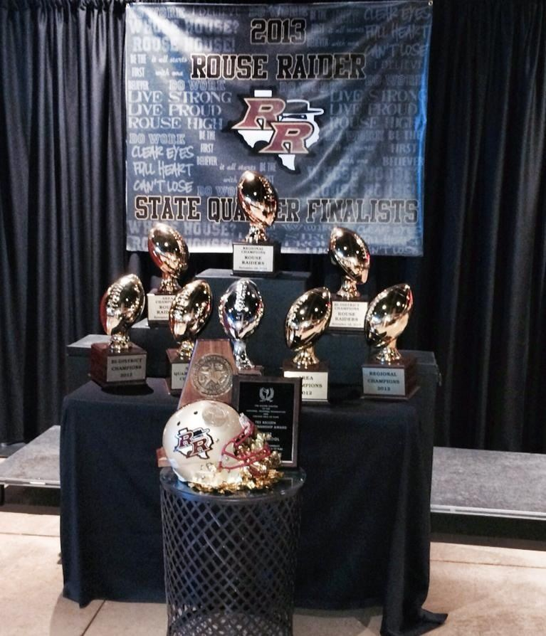 Rouse High School - Rouse Varsity Football