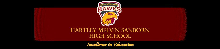 Hartley-Melvin-Sanborn High School - Girls Varsity Basketball
