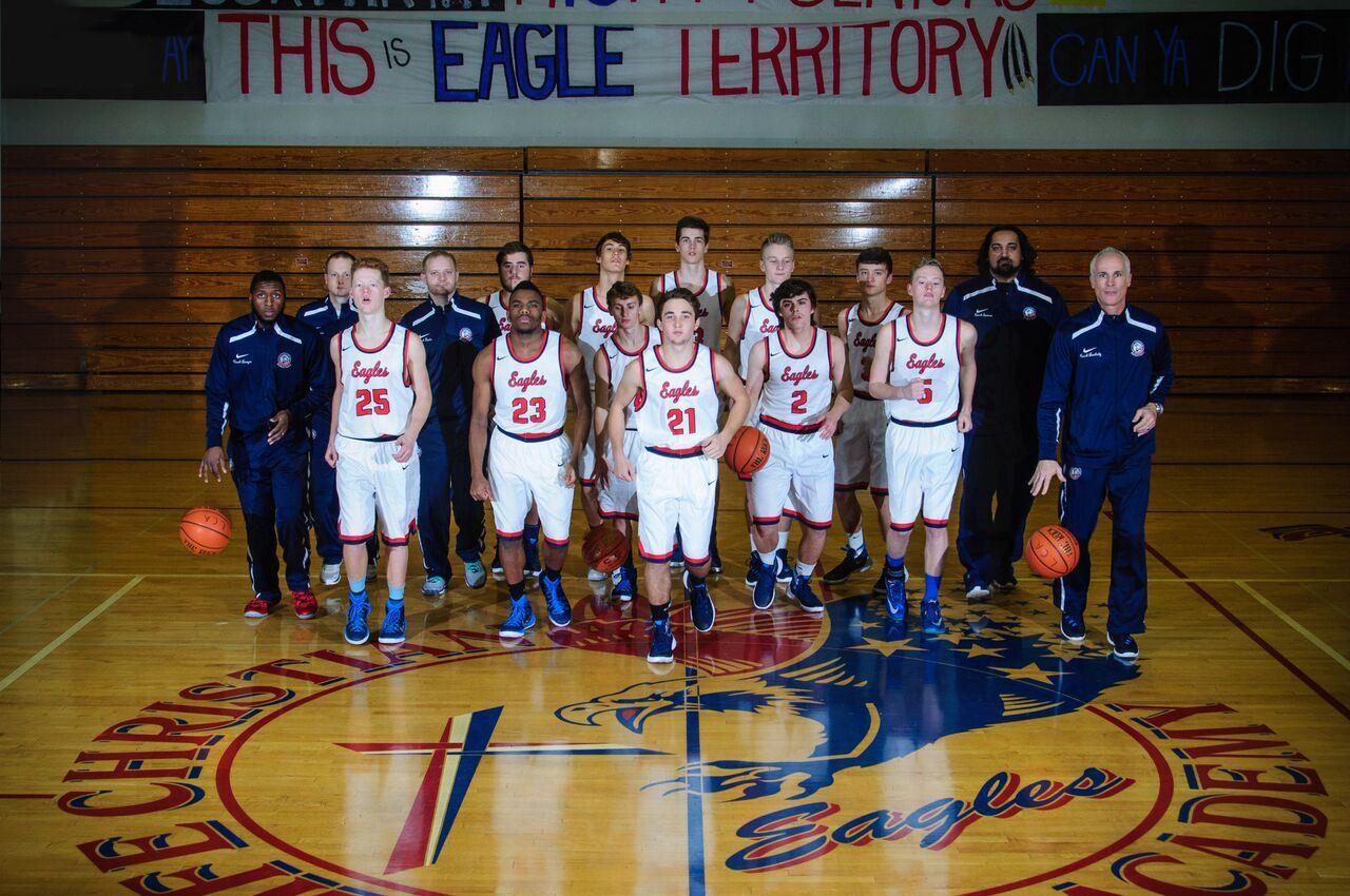 Life Christian Academy High School - 2015-16 Boys' Varsity
