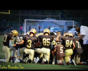 Yuba City High School - YCJV Football