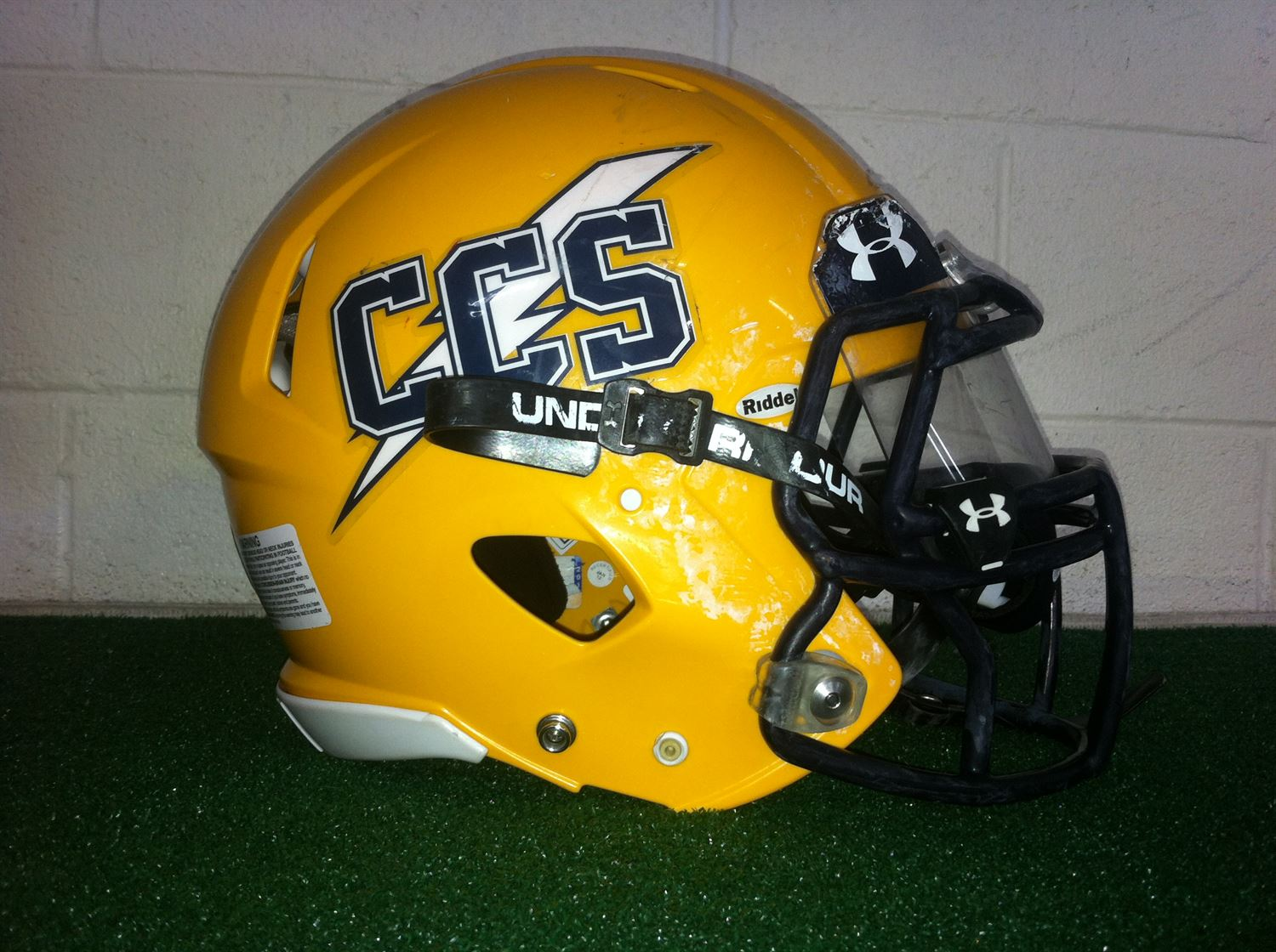 Chattanooga Christian High School - Middle School Football