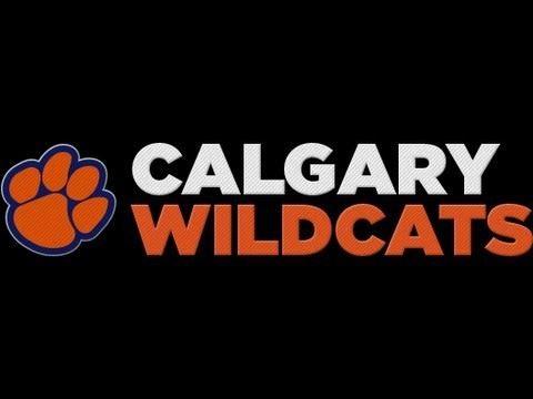 Calgary Wildcats Football - Bantam Wildcats