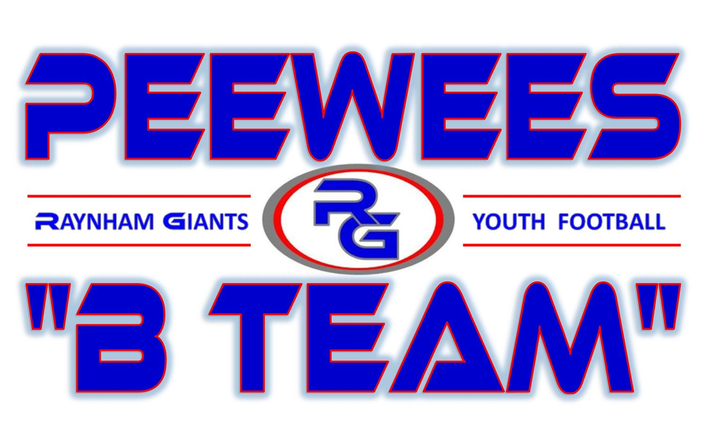 Raynham Giants Youth Football - Peewees