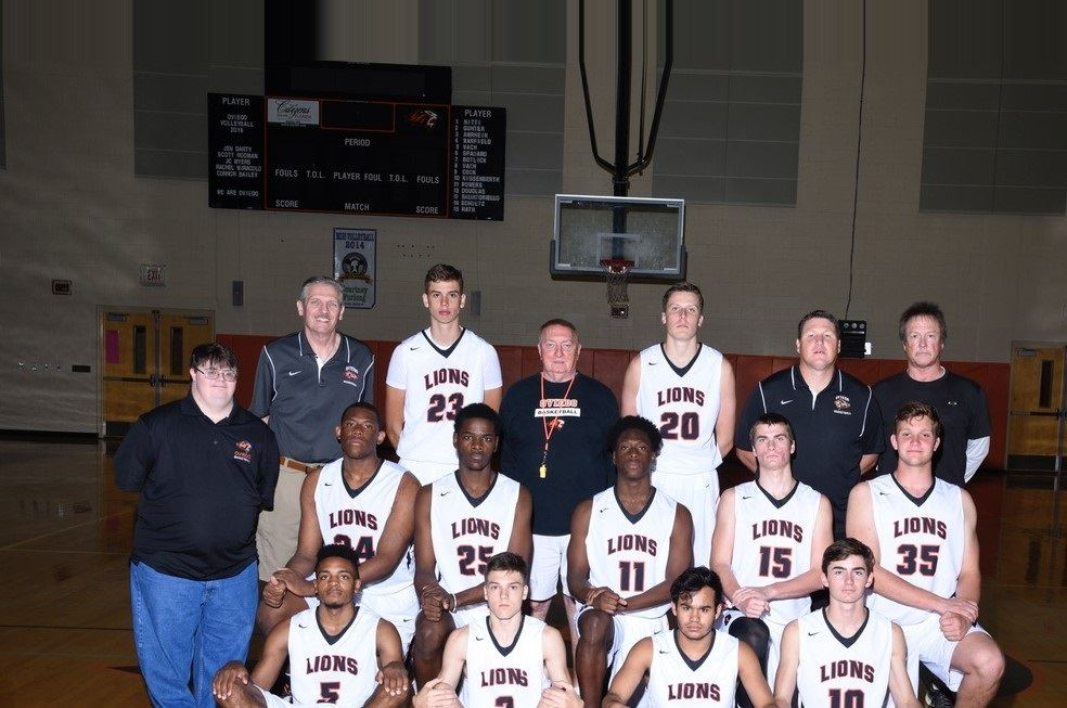 Oviedo High School - Boys' Varsity Basketball