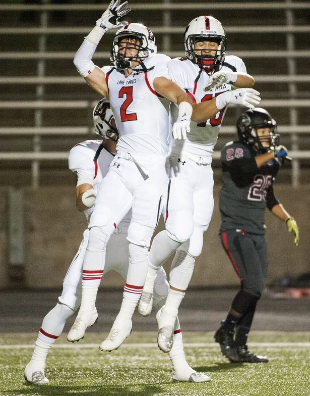 Lake Travis High School - Football - Subvarsity