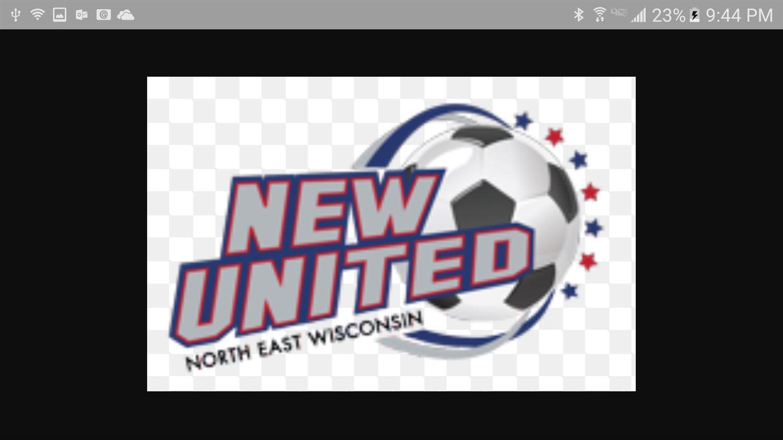 NEW UNITED - NEW UNITED U13 ELITE