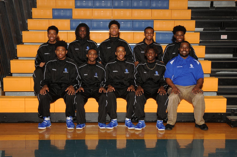 Surry County High School - Boys' Varsity Basketball