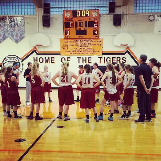 Fort Benton High School - Girls' Varsity Basketball