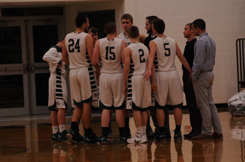 Hudson Falls High School - Boys' Varsity Basketball