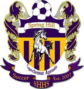 SPRING HILL HIGH SCHOOL - Boys Varsity Soccer