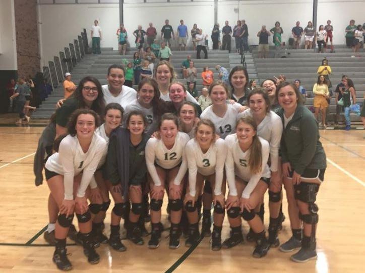 Archbishop Chapelle High School - Girls' Varsity Volleyball