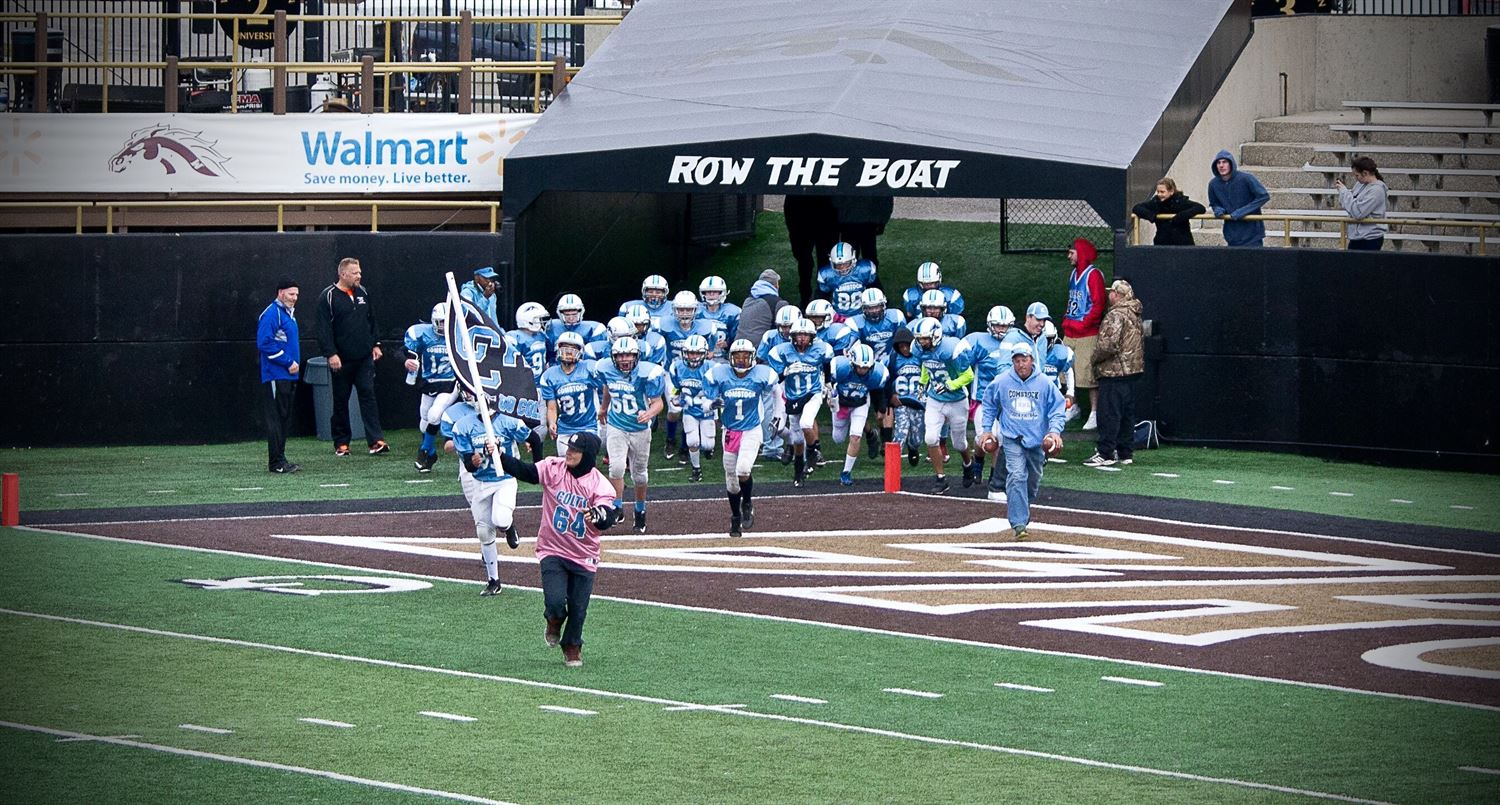 Comstock High School - Comstock 7/8th Grade Youth Football