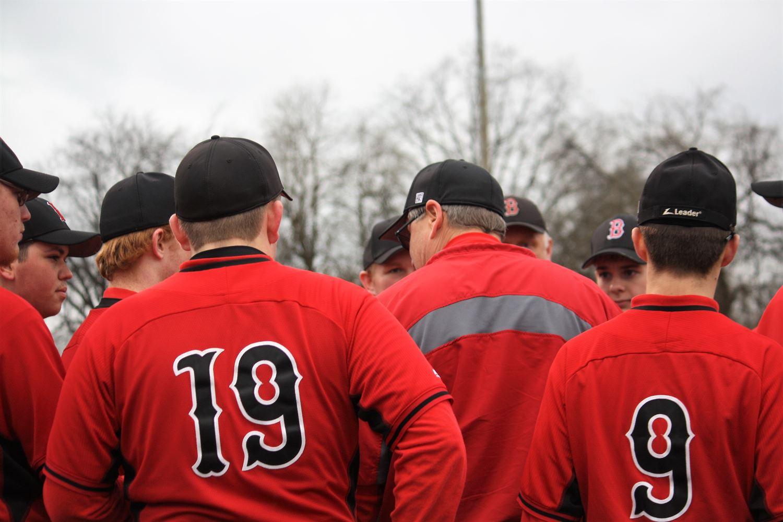 Blackford High School - Bruin Baseball