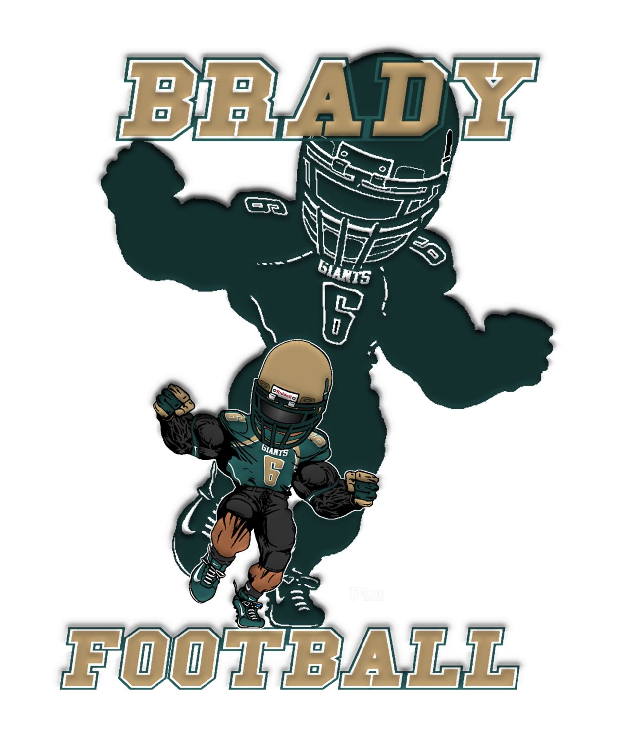 Bishop Brady High School - Boys Varsity Football