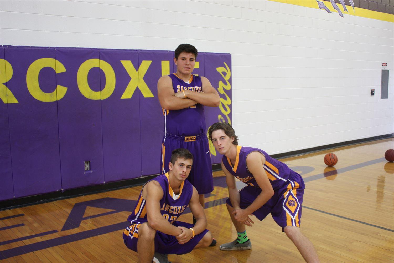 Sarcoxie High School - Boys Varsity Basketball