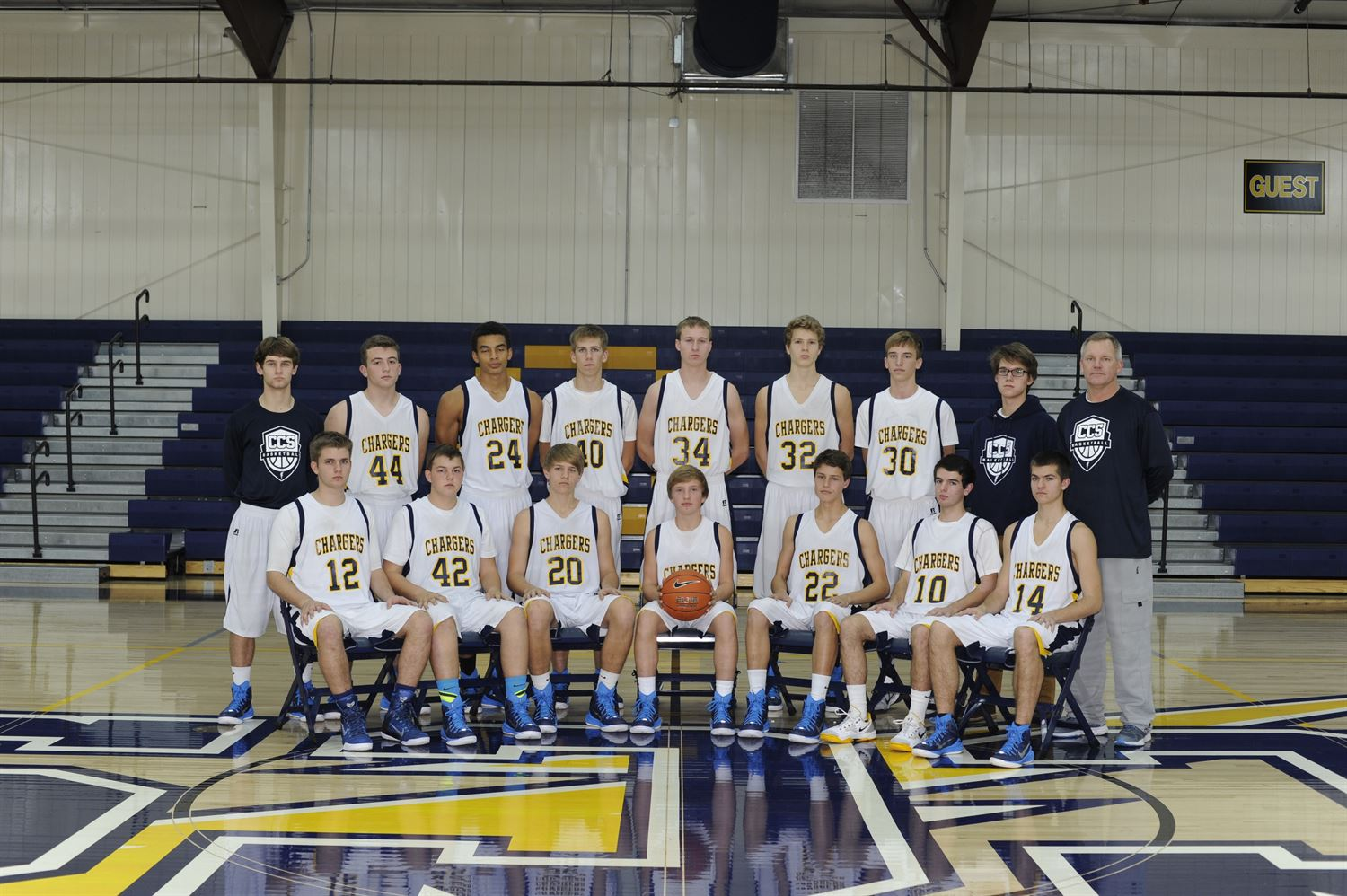 Chattanooga Christian High School - CCS Basketball
