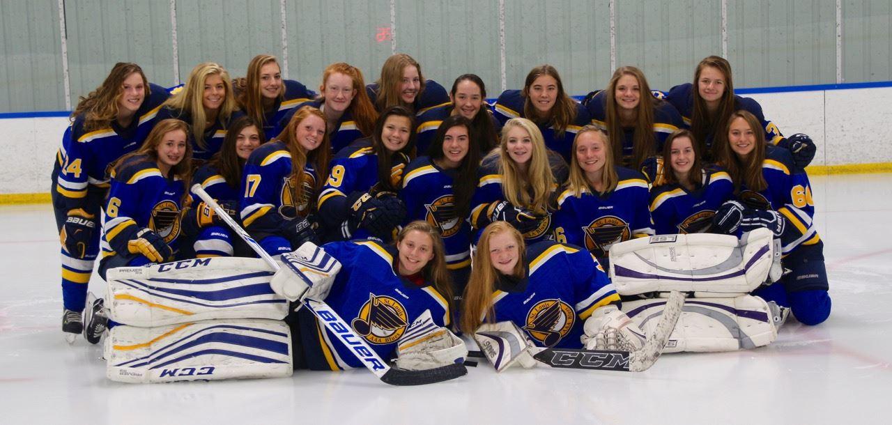 St. Louis Blues Hockey - U16 Lady Blues