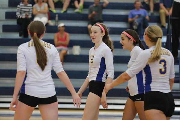 John Burroughs School - Varsity Volleyball