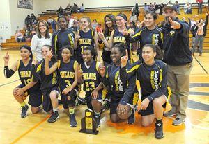 Sneads High School - Girls' Varsity Basketball