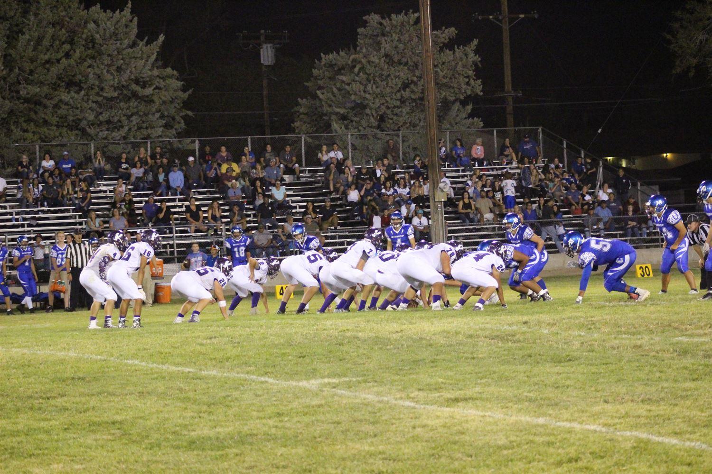 Yerington High School - Boys Varsity Football