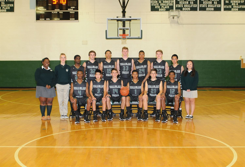 Tallulah Falls High School - Boys Varsity Basketball