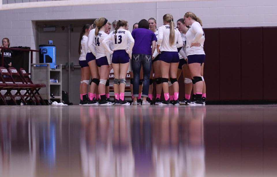 Fair Grove High School - Girls Varsity Volleyball