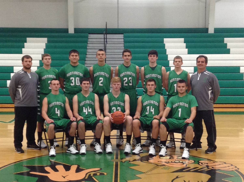 Huntington High School - Boys' Varsity Basketball