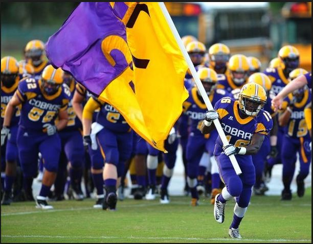 Fort Pierce Central HS - Boys Varsity Football
