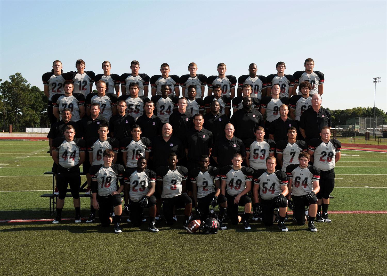 Rusk High School - Boys Varsity Football