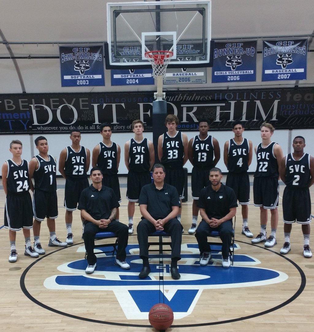 Saddleback Valley Christian High School - Boys' Varsity Basketball