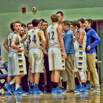 Notre Dame-Cathedral Latin High School - Men's Varsity Basketball
