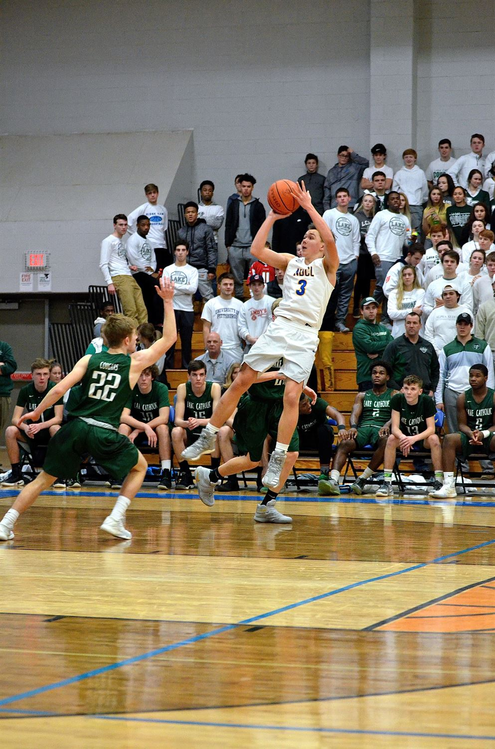 Notre Dame-Cathedral Latin High School - Men's Varsity Basketball