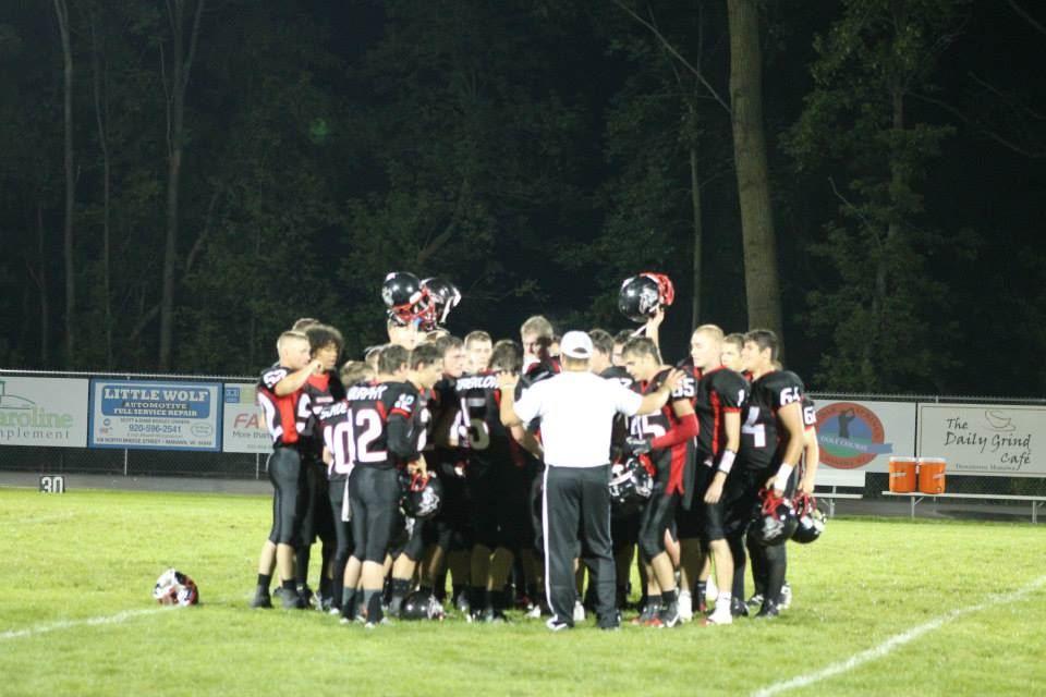 Little Wolf High School - Boys Varsity Football
