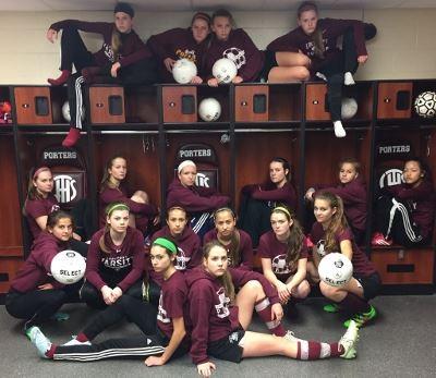 Lockport High School - Girls' Varsity Soccer