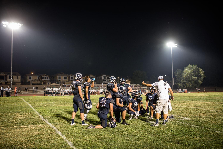 Casa Roble - Varsity Football