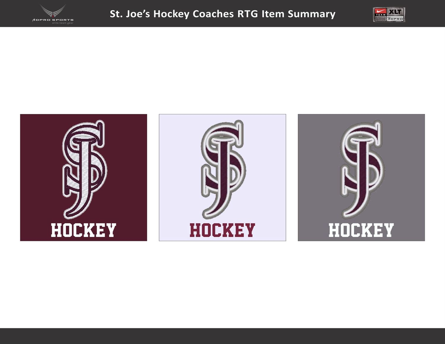 St. Joseph's Collegiate Institute - Boys' Varsity Ice Hockey