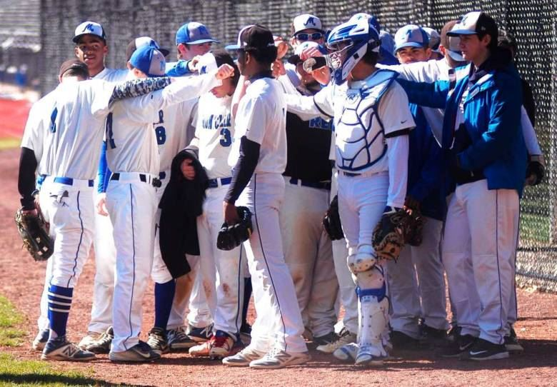 Montclair High School - Montclair Mounties Varsity Baseball